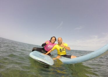surf initiation lessons