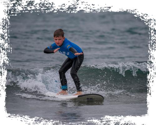 Foto de portada de nuestro campamento de verano para niños en K16 Surf School Tenerife - Lás Américas.